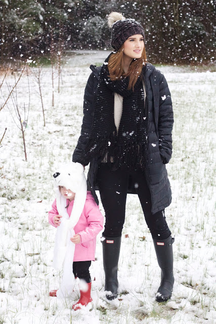 Snow day….