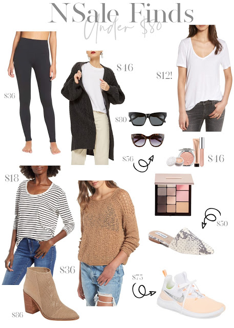 THE BEST NSALE FINDS UNDER $80! | fashion
